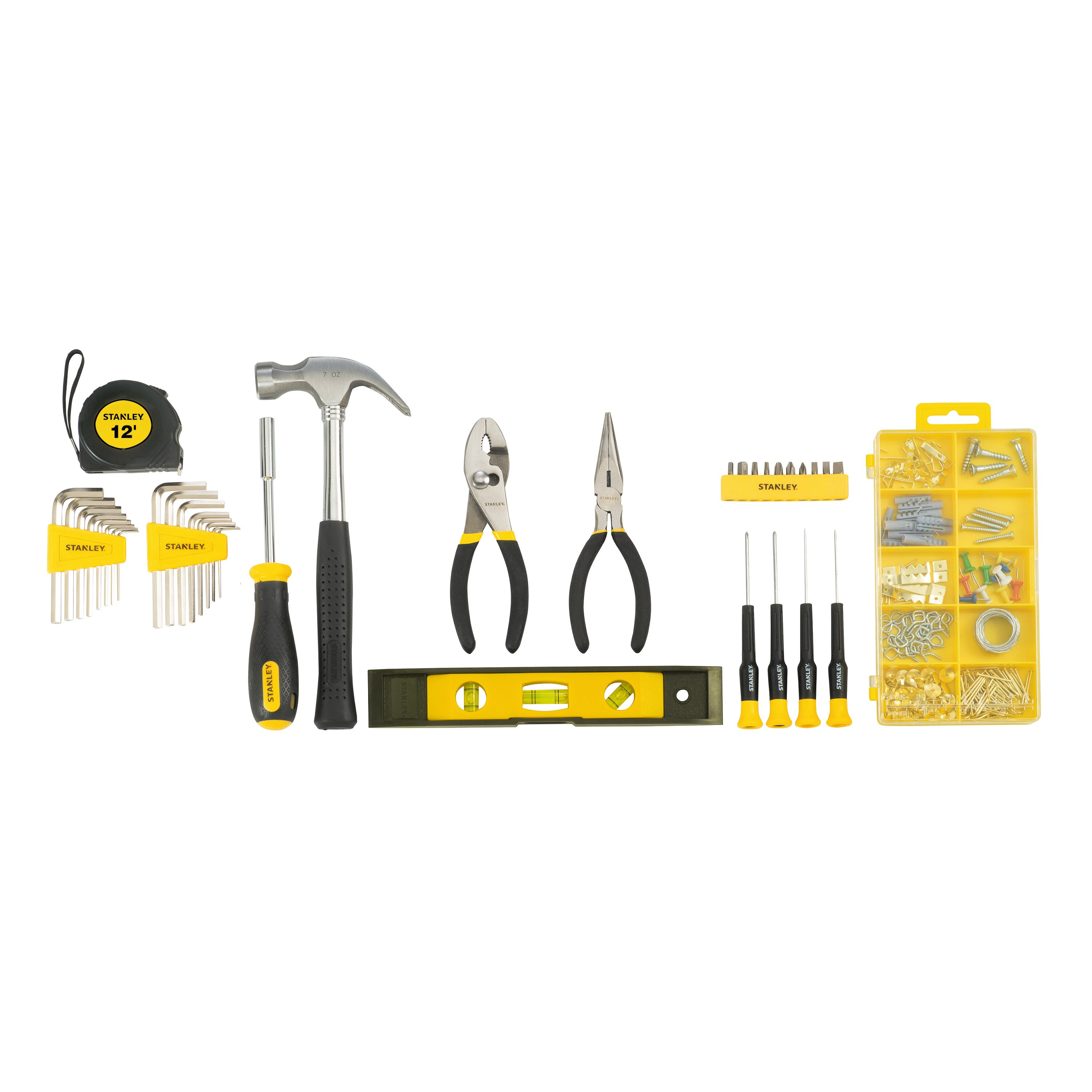 Stanley Tools - 38 pc Home Repair Set - STMT74101