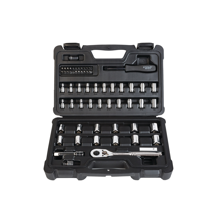 Stanley 37 Piece Mechanics Tool Set STMT82698 Tools Tool