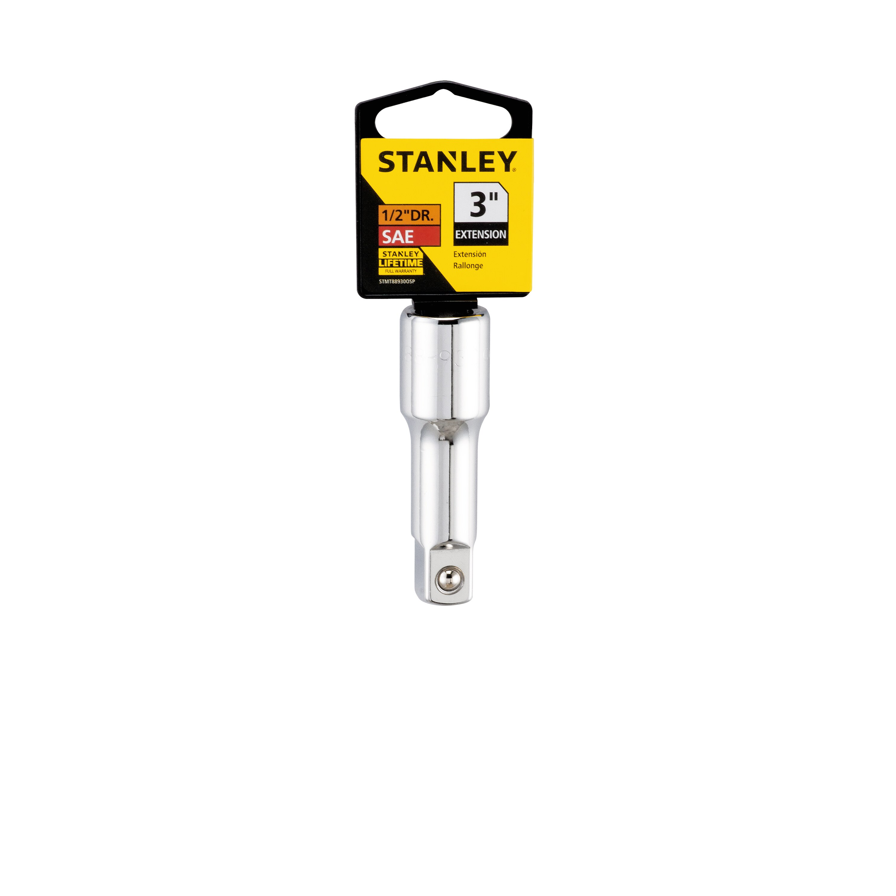 Stanley Tools - 12 Drive 3 in Extension Bar - STMT88930OSP