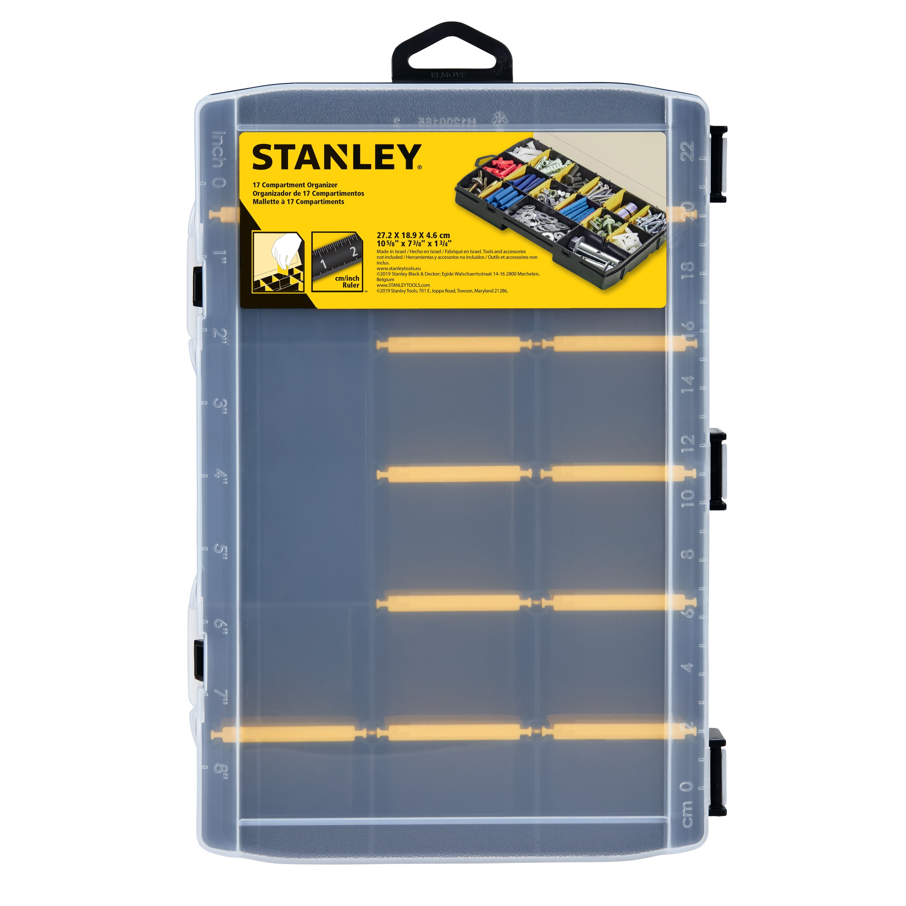 Stanley Tools - 17Compartment Tool Organizer - STST14111