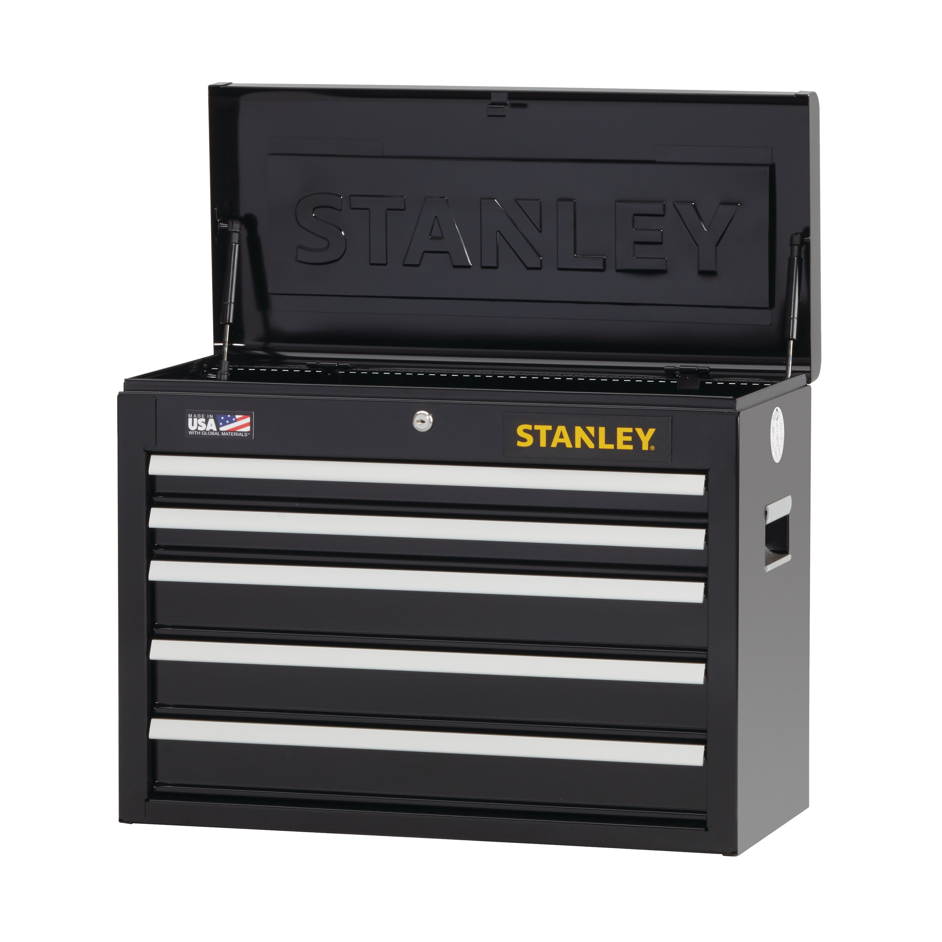Stanley Tools - 300 Series 26 in W 5Drawer Tool Chest - STST22655BK