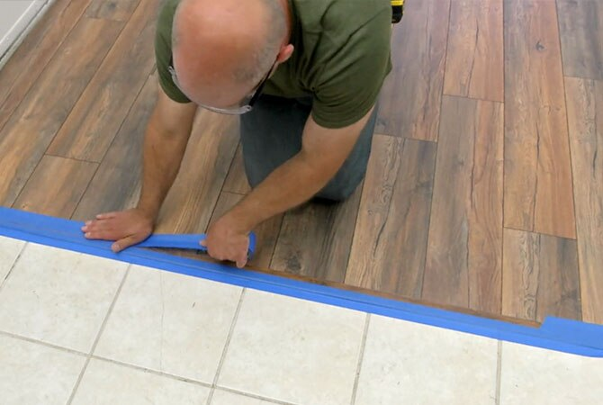 How To Install A Laminate Floor Stanley Tools
