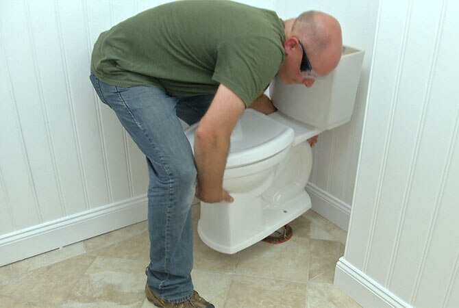 How To Install A Toilet Stanley Tools