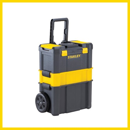 STANLEY Essential Rolling Workshop Tool box Image